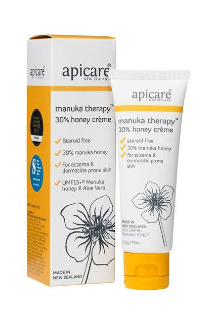 Picture of Manuka Therapy 30% honey skin creme