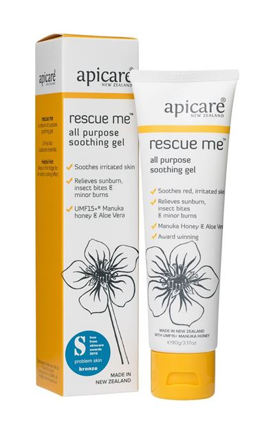 Picture of Rescue me all purpose soothing gel