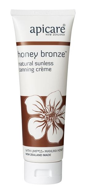 Picture of Honey Bronze natural sunless tanning crème
