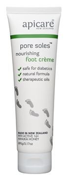 Picture of Pore Soles nourishing foot creme