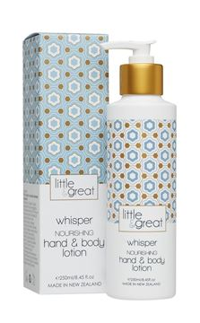 Picture of Whisper hand & body lotion