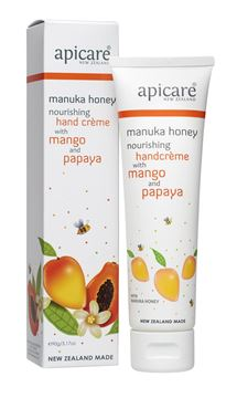 Picture of Mango & Papaya nourishing  hand crème