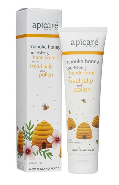 Picture of Royal Jelly & Pollen nourishing hand crème