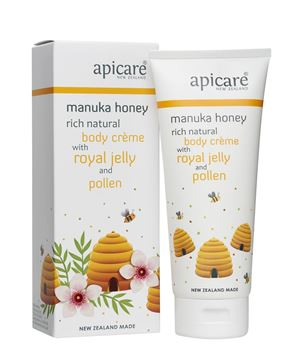 Picture of Royal Jelly & Pollen rich natural body creme