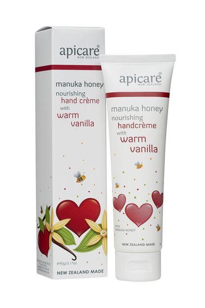 Picture of Warm Vanilla nourishing hand crème