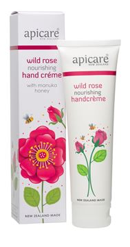 Picture of Wild Rose nourishing  handcreme