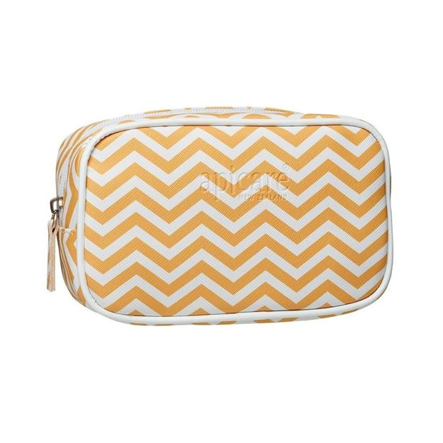 Picture of Wave  pattern cosmetic bag