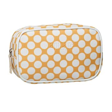 Picture of Spot  pattern cosmetic bag
