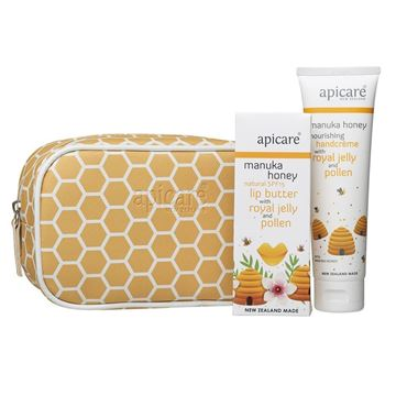 Picture of Gift bag Royal Jelly handcreme & lip butter