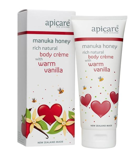 Picture of Warm Vanilla and Manuka honey body creme