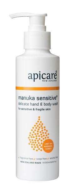 Picture of Manuka Sensitive Delicate hand & body wash