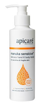 Picture of Manuka Sensitive Delicate hand & body lotion