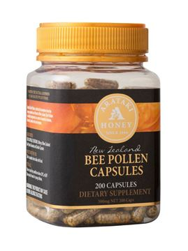 Picture of Bee Pollen Capsules