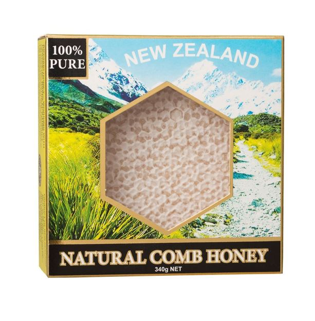 Picture of Kamahi Comb Honey