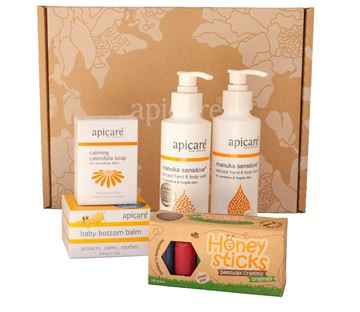 Picture of Apicare baby care pack