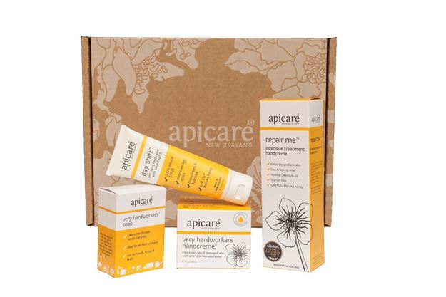Picture of Apicare Gardeners and Hardworkers hand care pack