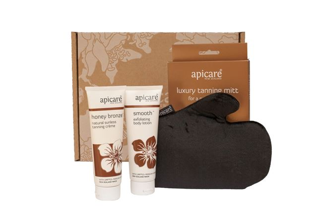 Picture of Apicare Golden Glow pack